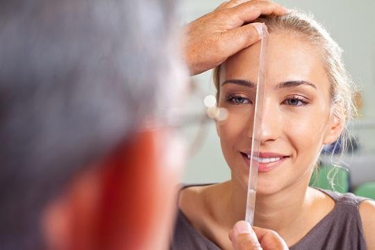 Πλαστική μύτης και διόρθωση ρινικού διαφράγματος